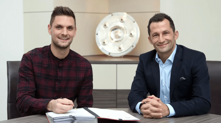 Свен Ульрайх (слева), FC Bayern