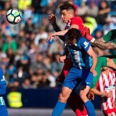 """""""Атлетико Мадрид"""" - вторая команда в истории Примеры, пропустившая лишь 9 голов за 23 тура"""