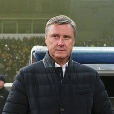 """Хацкевич: """"Удалось забить на чужом поле, но не получилось довести игру до победы"""""""