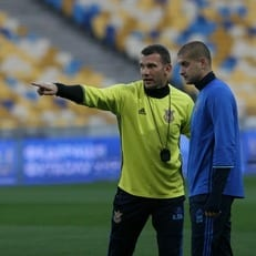 Украина осталась на 35 позиции рейтинга ФИФА