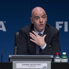 Джанни Инфантино предложит программу изменения трансферного рынка