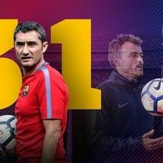 """""""Барселона"""" повторила собственный рекорд беспроигрышной серии"""