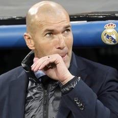 """Зидан не знает, останется ли он в мадридском """"Реале"""""""