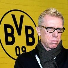 """Петер Штегер - первый тренер """"Дортмунда"""", не проигравший в восьми стартовых матчах Бундеслиги"""