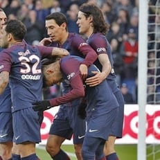 ПСЖ установил рекорд по домашним победам в Лиге 1