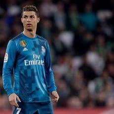 Криштиану Роналду забил больше всех в Примере в 2018 году