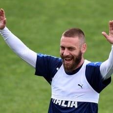 Де Росси готов вернуться в сборную Италии