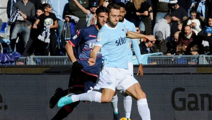 Трансферная цель «МЮ» Стефан деВрий покинет «Лацио» этим летом