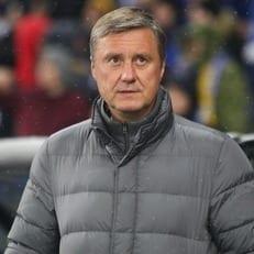 """Александр Хацкевич: """"Сейчас самое главное - результат"""""""