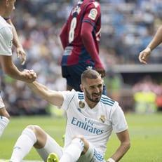 """Только 6 игроков """"Мадрида"""" не были травмированы по ходу текущего сезона"""