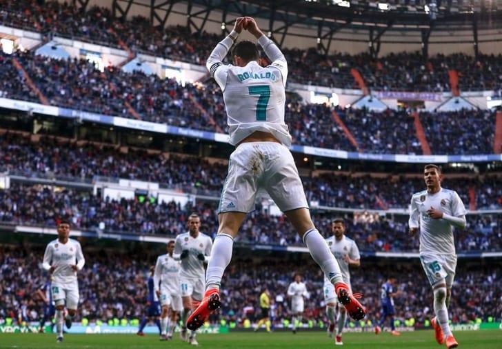 Испания, 25-й тур. Реал— Алавес 4:0. Мадрид берет свое