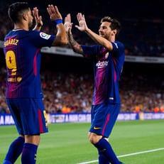 """""""Барселона"""" не включила четырех игроков в заявку на """"Жирону"""""""