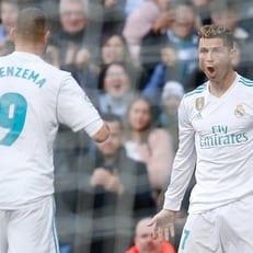 """""""Реал Мадрид"""" - первый из испанских клубов, забивший 100 голов в этом сезоне"""