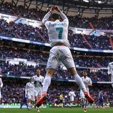 Криштиану Роналду забил 300-й гол в Примере