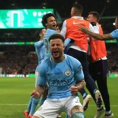"""""""Манчестер Сити"""" разгромил """"Арсенал"""" и выиграл Кубок лиги"""