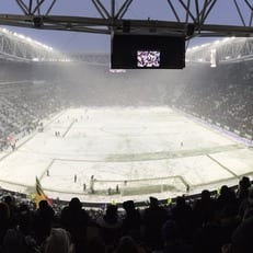 "Матч ""Ювентус"" - ""Аталанта"" перенесен из-за снегопада"