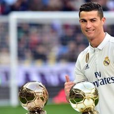 """Роналду: """"Я достиг всего, о чем мечтал, однако еще один Золотой мяч приведет меня в восторг"""""""