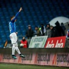"""Хобленко отметился дебютным голом за """"Лех"""""""