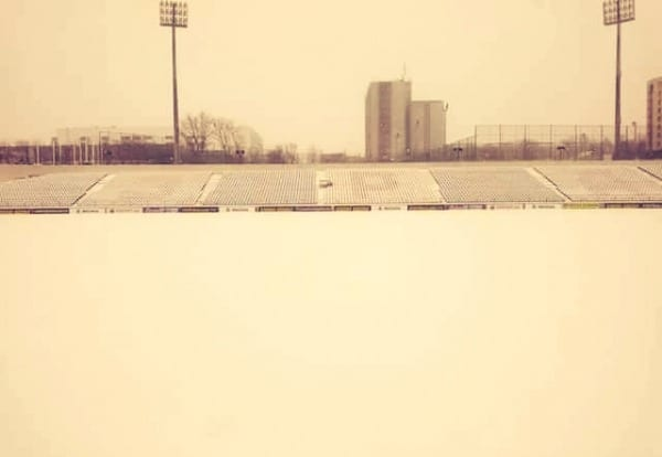 Матч Премьер-лиги вКропивницком будет перенесен из-за сильного снегопада