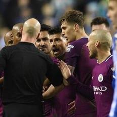 """Манчестер Сити"" оштрафован на 50 тысяч фунтов"