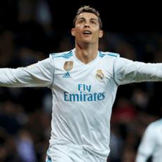 """Криштиану Роналду записал на свой счет 300-й гол за мадридский """"Реал"""""""