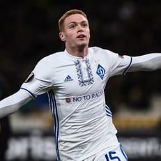 Цыганков может стать лучшим игроком недели в Лиге Европы