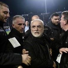 ФИФА может отстранить Грецию от участия в международных соревнованиях