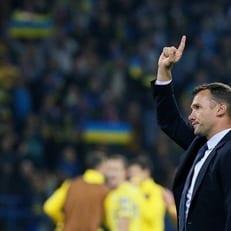Позиция сборной Украины в рейтинге ФИФА не изменилась
