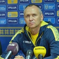 Головко огласил заявку сборной Украины U-21