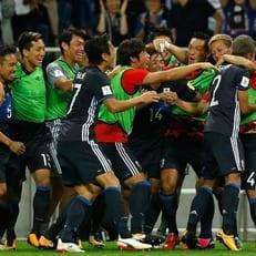 Япония огласила заявку на матчи с Мали и Украиной