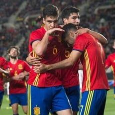 Вальехо, Микель Мерино, Ойарсабаль и Себальос вызваны в сборную Испании U-21