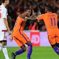 Нидерланды огласили заявку на матчи против Англии и Португалии