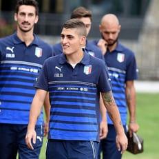 Италия огласила заявку на матчи с Аргентиной и Англией