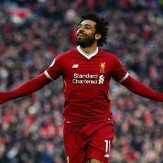 """Салах - второй за 22 года игрок """"Ливерпуля"""", достигший отметки в 25 голов за сезон"""