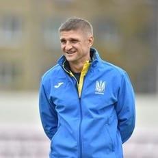 Езерский огласил заявку сборной Украины U-16