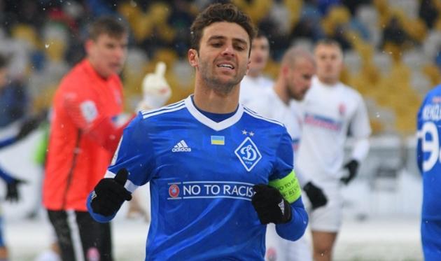 Жуниор Мораес, ФК Динамо Киев