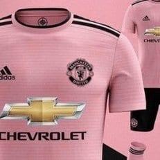 """""""Манчестер Юнайтед"""" будет играть в гостях в розовой форме"""