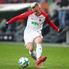 Филипп Макс лучший в Бундеслиге среди защитников за 13 лет