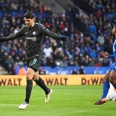Альваро Мората забил гол впервые за 13 матчей