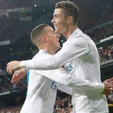 """""""Реал Мадрид"""" разгромил """"Жирону"""" благодаря покеру Роналду"""