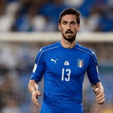 Италия сыграет в специальных футболках в честь Астори