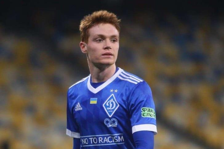 """Виктор Цыганков, ФК """"Динамо"""""""