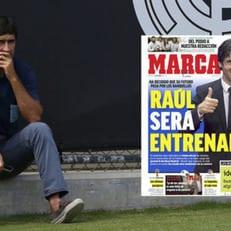 """Рауль возглавит юношескую команду мадридского """"Реала"""""""