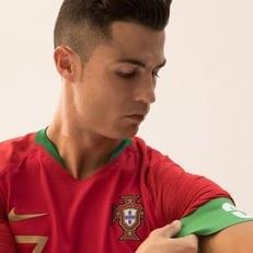 Португалия презентовала форму на ЧМ-2018