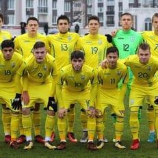 Украина U-18 обыграла сверстников из Австрии