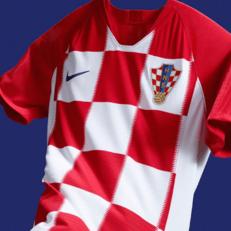 Хорватия представила форму на ЧМ-2018