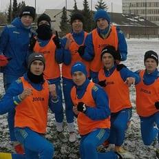 Украина U-17 сыграла вничью с Испанией