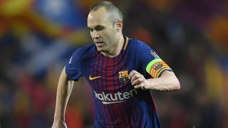 «Барселона» уговорит Иньесту остаться еще наодин сезон