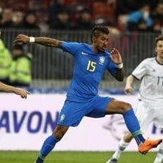 Бразилия разгромила Россию в товарищеском матче