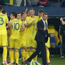 Стартовый состав сборной Украины на матч против Саудовской Аравии